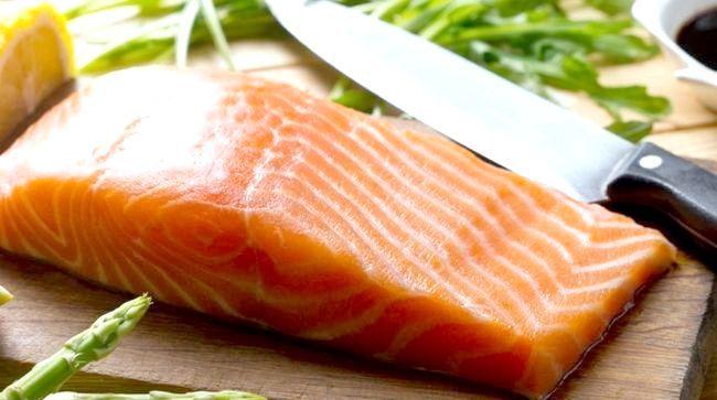 Сьомга: калорійність, властивості і користь продукту