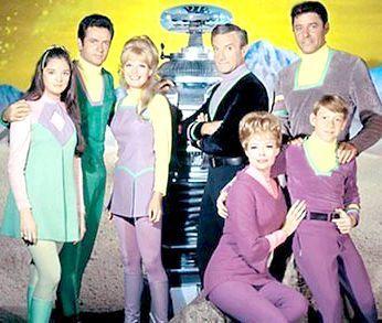 фантастичні серіали про космос