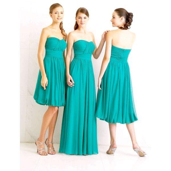 Шифонові сукні - модний тренд сезону