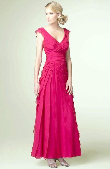 Красиві шифонові сукні