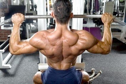 Найширші м'язи спини: найефективніші вправи