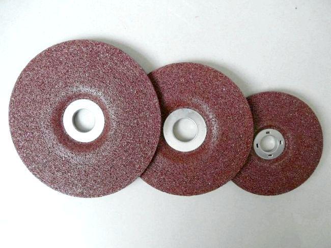 шліфувальні круги маркування