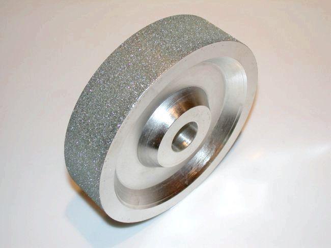 алмазний шліфувальний круг
