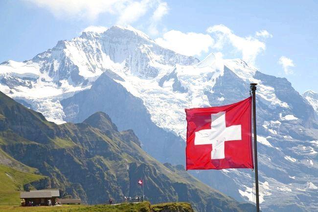 швейцария пам'ятки