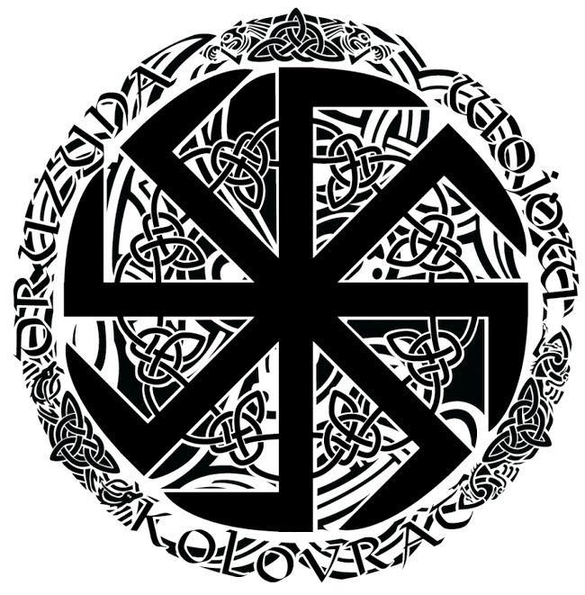 Слов'янська символіка та її значення