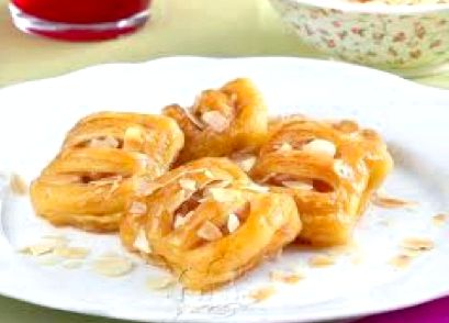 Листкове бездріжджове тісто - рецепти складні і прості