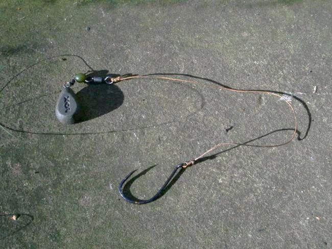 Рибальські снасті для лову сома