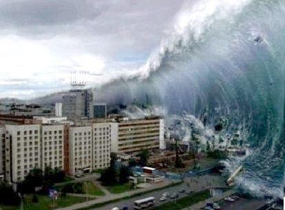 Сонник цунамі
