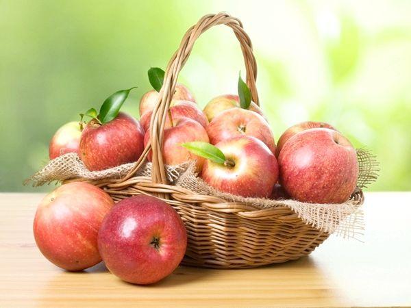 Сонник: до чого сняться яблука?