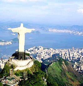 столиця Бразилії Ріо-де-Жанейро