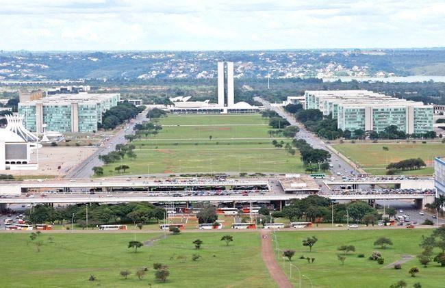 Бразилія столиця країни