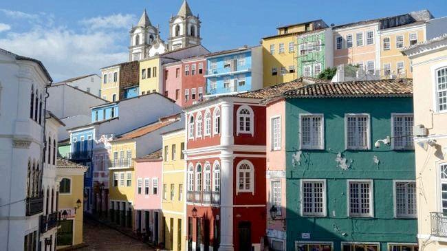 столиця Бразилії Ріо
