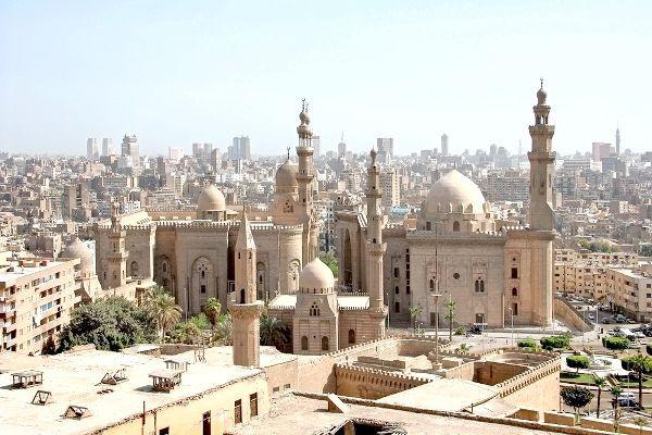 Столиця Єгипту