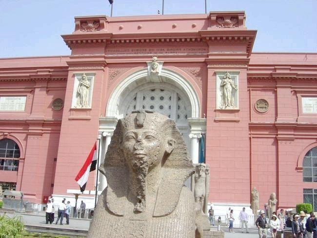 Столиця Стародавнього Єгипту