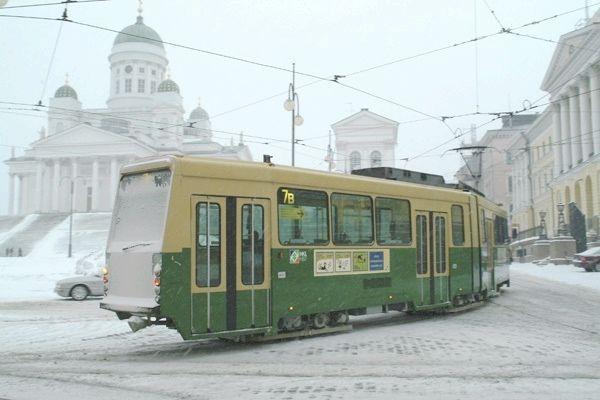 столиця Фінляндії