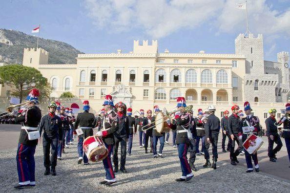 Монако країна столиця