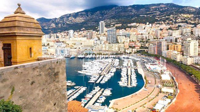 Столиця Монако
