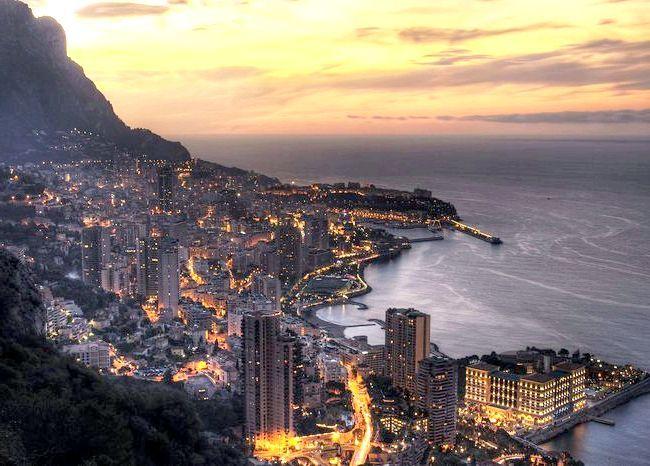 Місто Монако