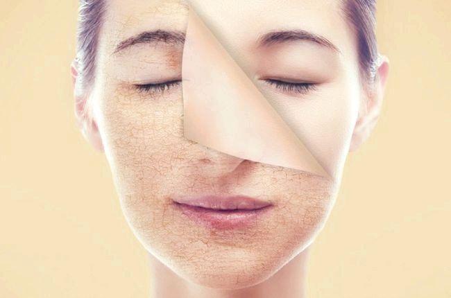 маски для сухої шкіри
