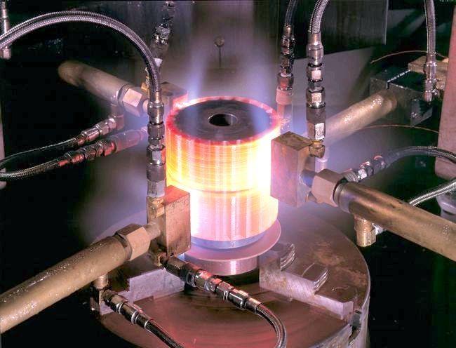 термічна обробка легованих сталей