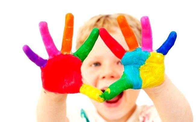 Вчимо кольори англійською мовою