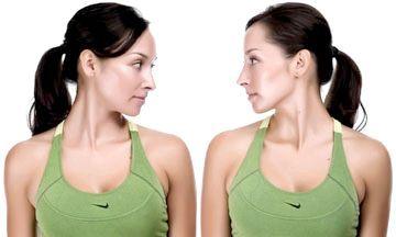 Вправи для шиї. Здоров'я шиї і хребта!