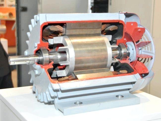 Пристрій двигуна і його особливості