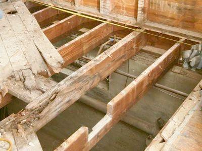 Пристрій підлоги в дерев'яному будинку: конструкції, види утеплювачів