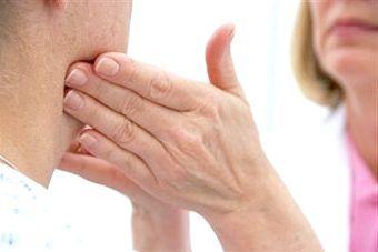 Лімфовузли на шиї як лікувати
