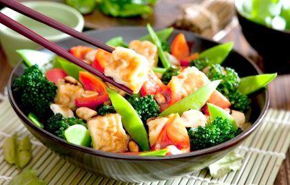 вегетаріанська дієта для схуднення меню