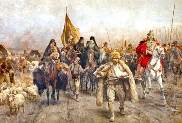 причини великого переселення народів