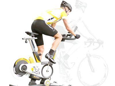 велотренажер користь