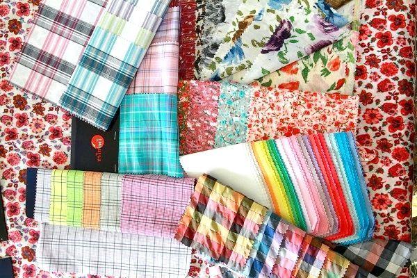 Види тканин - відмінності в походженні, обробці, призначення