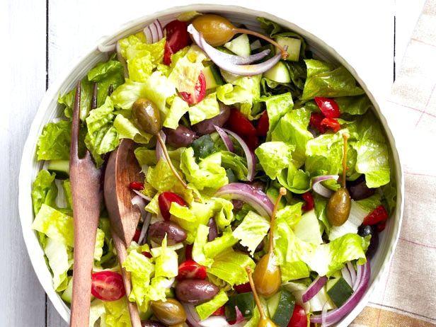Смачний пісний салат