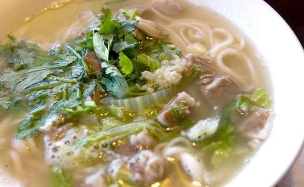 суп з баранини з локшиною