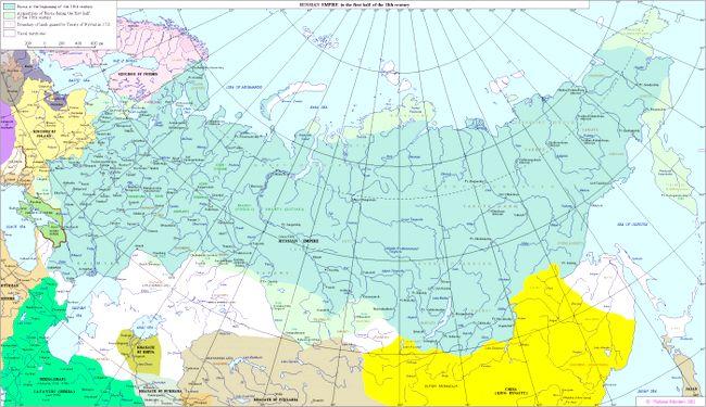 зовнішня політика росії в 18 столітті