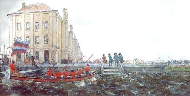 18 століття в історії росії