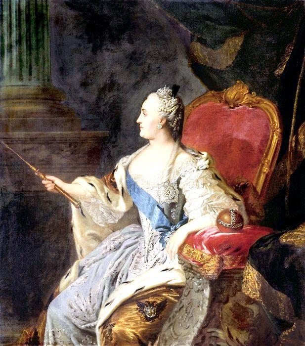 правителі россии 18 століття