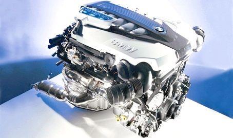 Водневий двигун - опис, характеристика, комплектація