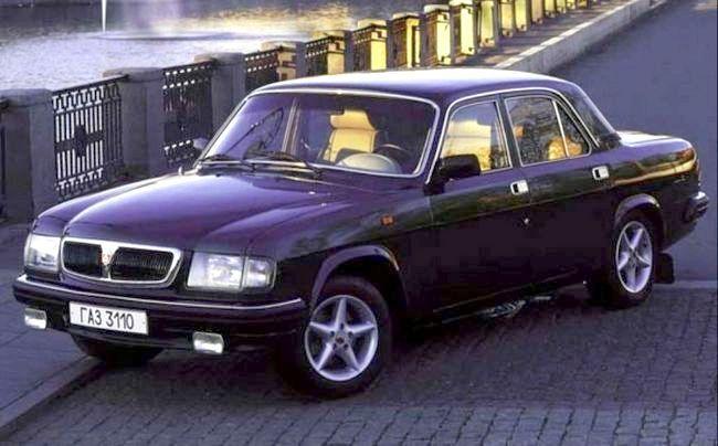 «Волга 3110» - нова історія горьковского автозаводу