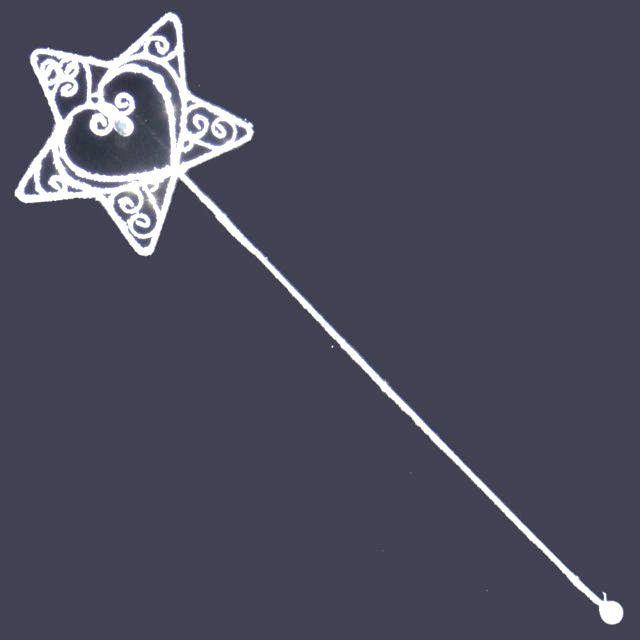 Чарівна паличка для юних магів - невеликий майстер-клас