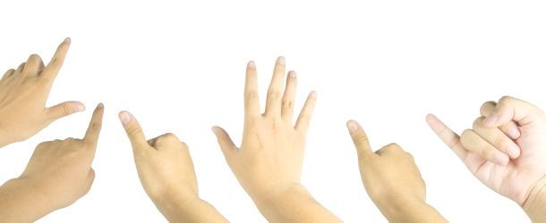 Все таємне стане явним: жести рук та їх значення