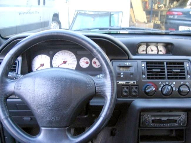форд ескорт універсал