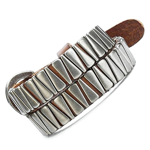 срібні браслети для чоловіків