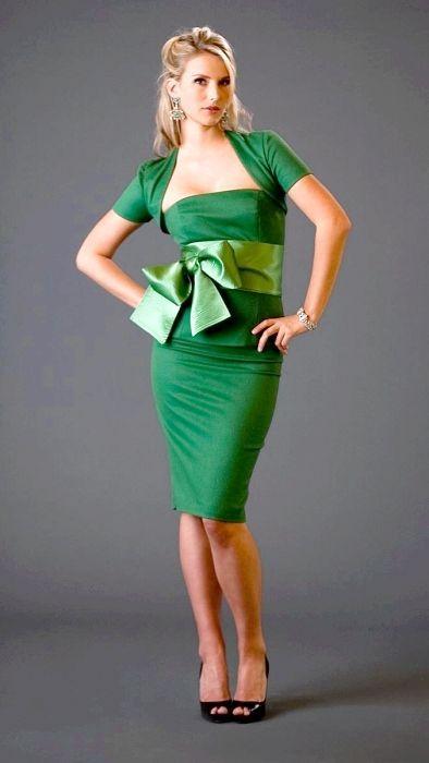 темно зелене плаття