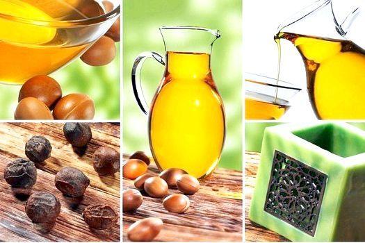 масло залізного дерева
