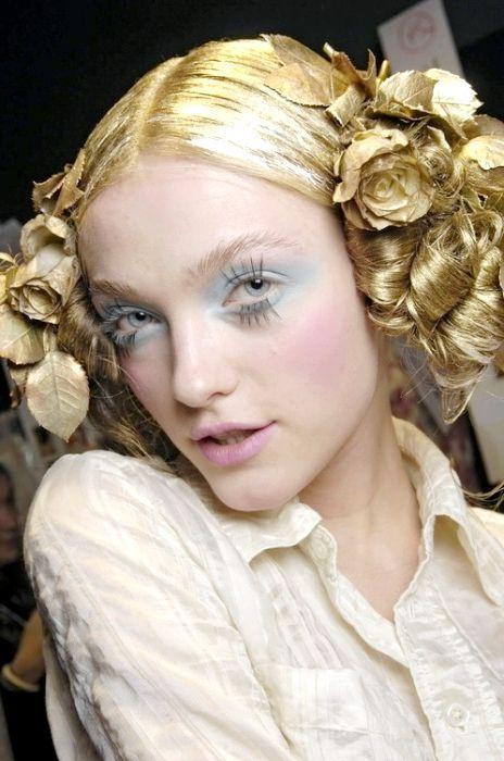 Золотий колір вашого волосся