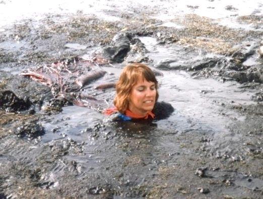 Хиткі піски і болота